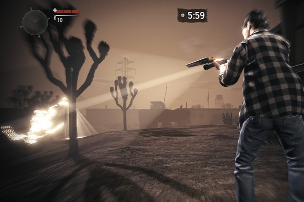 Gaming Review: Alan Wake's American Nightmare