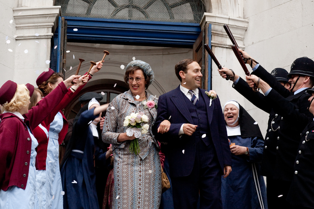 &#39;Call the Midwife&#39; still
