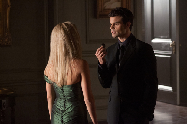 Rebekah and Elijah