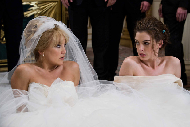 Anne Hathaway, Kate Hudson, Bride Wars