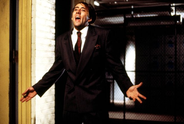 Nicolas Cage's top 10 craziest movie roles: 'Vampire's Kiss'