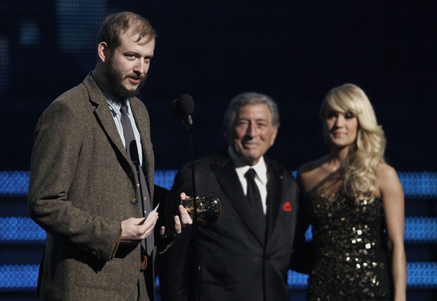 Bon Iver, Tony Bennett and Carrie Underwood