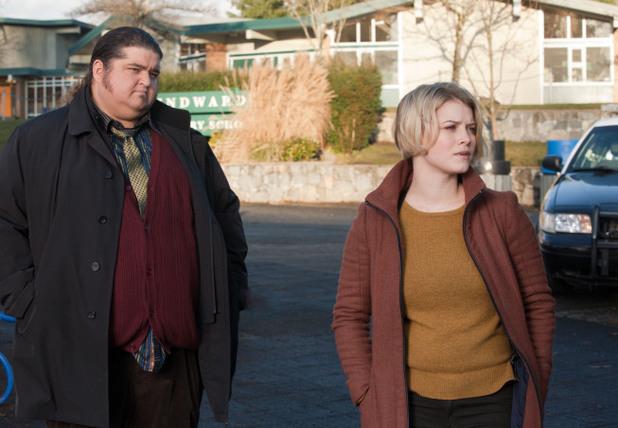 Alcatraz S01E06: 'Paxton Petty'