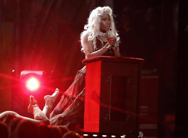 Nicki Minaj, The Grammys