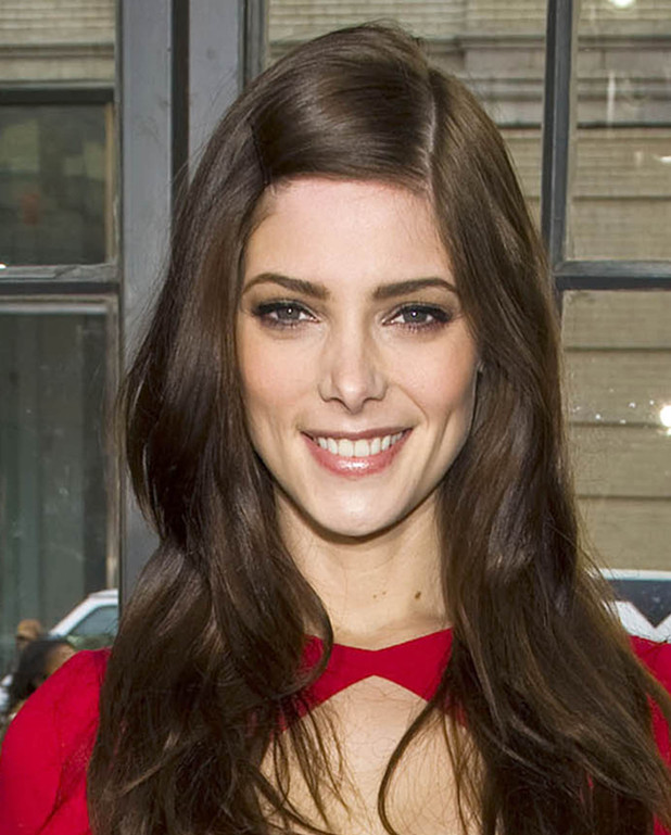 Ashley Greene, DKNY show