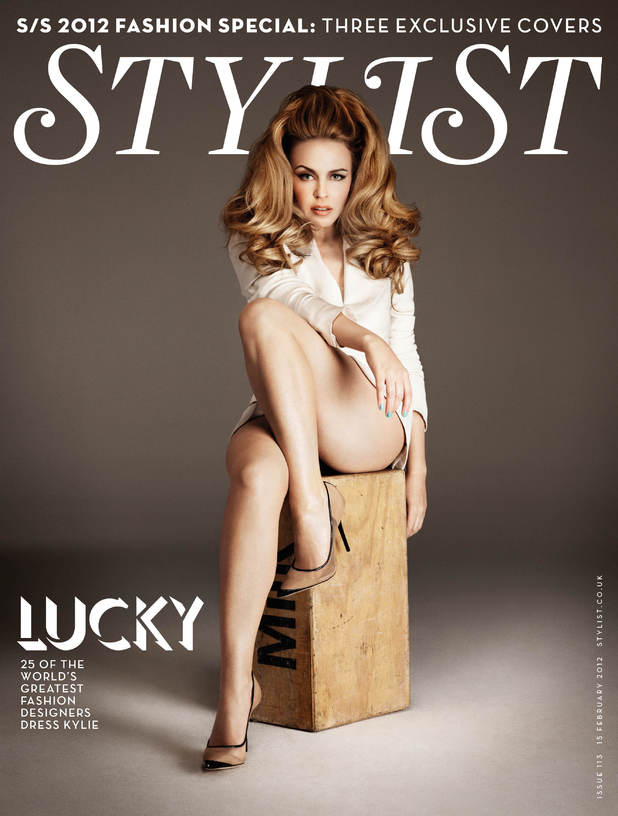 Kylie Minogue, Stylist