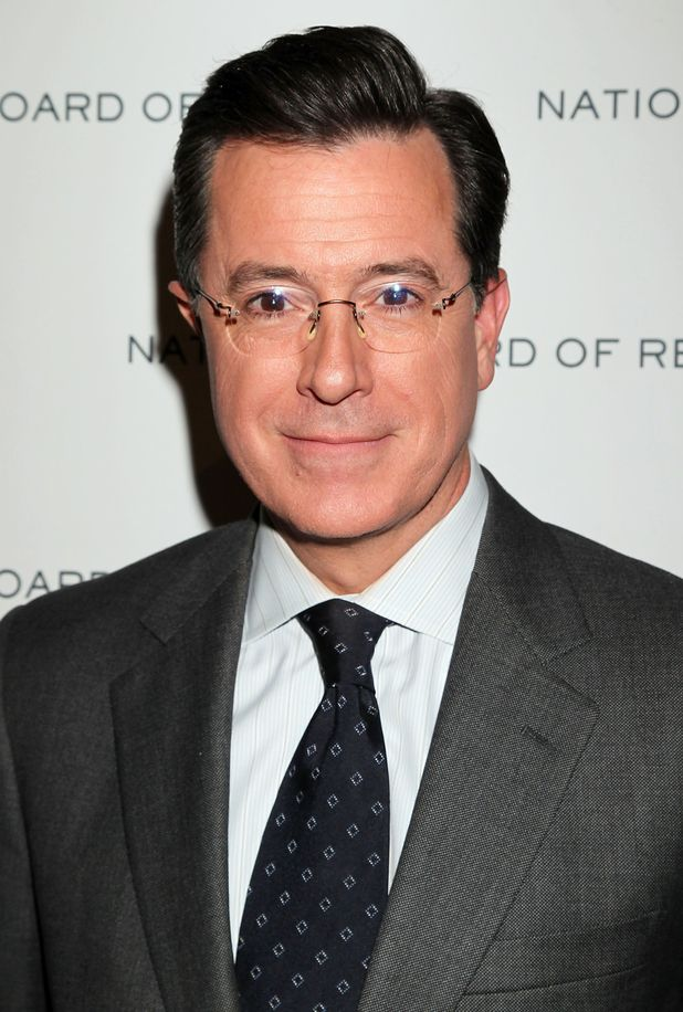 Stephen Colbert - rexfeatures_1270323cy
