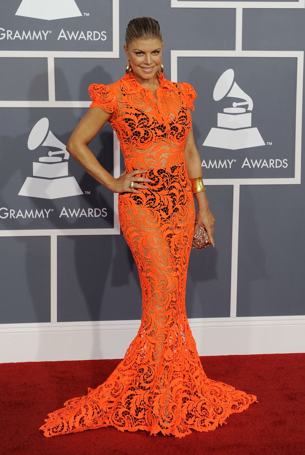 Grammy's most revealing outfits in pictures
