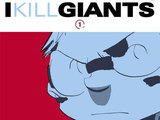 'I Kill Giants' artwork