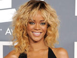 The 54th Annual Grammy Awards: Red Carpet: Rihanna