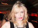Courtney Love has someone helping her run her Twitter account.