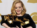CBS will air the 2013 Grammy Awards in February 2013.