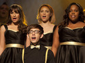 Take a look at some photos from the winter finale of Glee, 'On My Way'.
