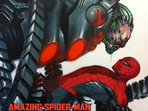 Amazing Spider-Man teaser Ends of the Earth Doctor Octopus