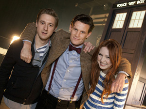 Doctor Who Series 7 first look
