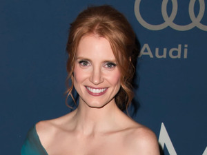 Jessica Chastain The Hollywood Reporter Celebrates The 84th Annual Academy Awards Nominees - Arrivals at the Getty House Los Angeles, California
