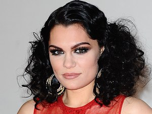 Jessie J arriving for the 2012 Brit Awards at The O2 Arena, London