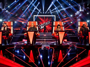 The Voice UK first look: Danny O'Donoghue, Tom Jones, Jessie J, Will.i.am