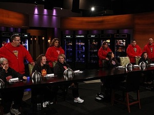 Biggest Loser, Temptation challenge week 8