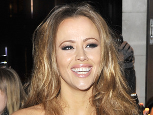 Kimberley Walsh at the 12th Annual Whatsonstage.com Awards Concert at the Prince of Wales Theatre, London