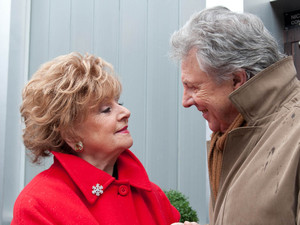 Rita is devastated that Dennis is going to leave, but Dennis has a shock announcement as they say goodbye