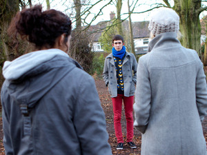 Hollyoaks 3292: George