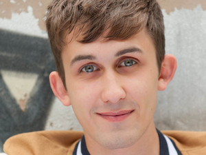 Steven Roberts plays George Smith
