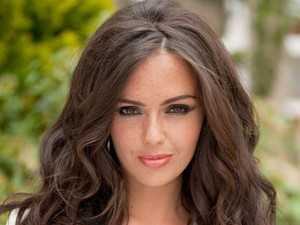 Jennifer Metcalfe as Mercedes McQueen