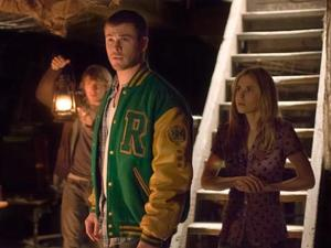 Chris Hemsworth in Joss Whedon's The Cabin in the Woods