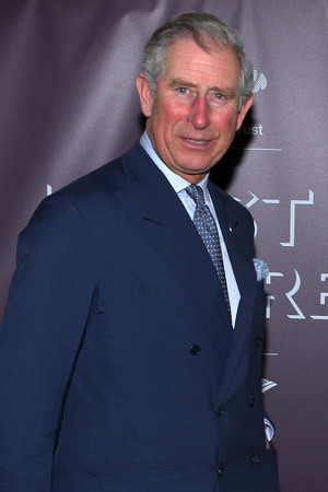 The Prince of Wales meets Cheryl Cole (right) at the Prince's Trust's Invest in Futures gala dinner held at The Savoy, London