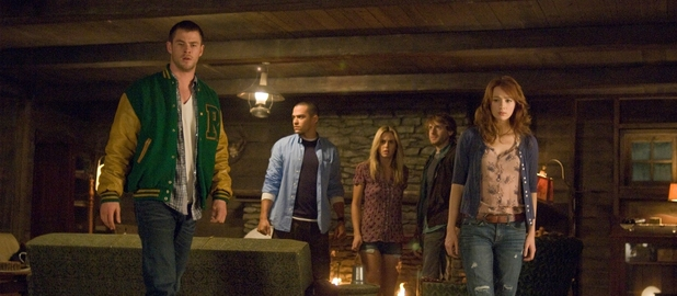 Chris Hemsworth in Joss Whedon&#39;s The Cabin in the Woods