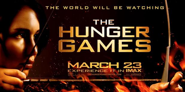 'The Hunger Games' IMAX Poster
