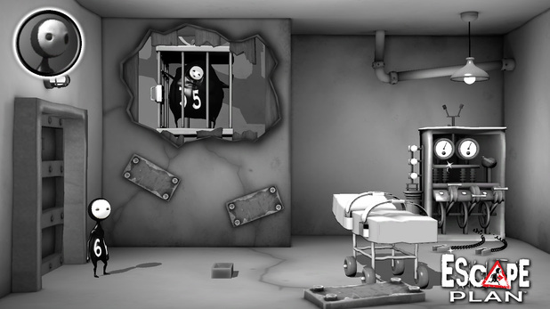 'Escape Plan' screenshot