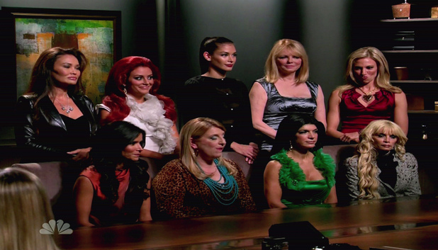 Celebrity Apprentice S05E01: 'Hero Worship'