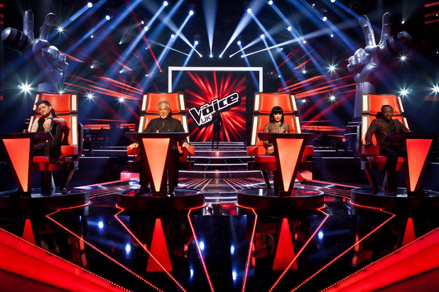 The Voice UK first look: Danny O&#39;Donoghue, Tom Jones, Jessie J, Will.i.am