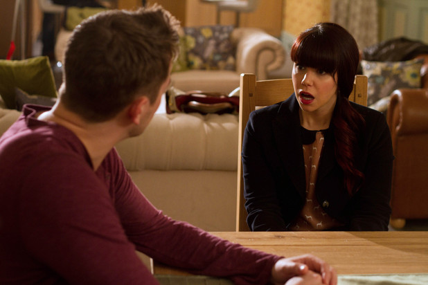 Hollyoaks 3293: Darren and Nancy