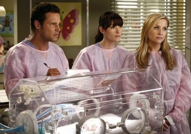Grey's Anatomy, If Only You Were Lonely
