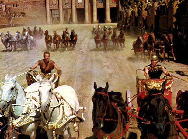 20 movies that dominated the Oscars: 'Ben Hur'
