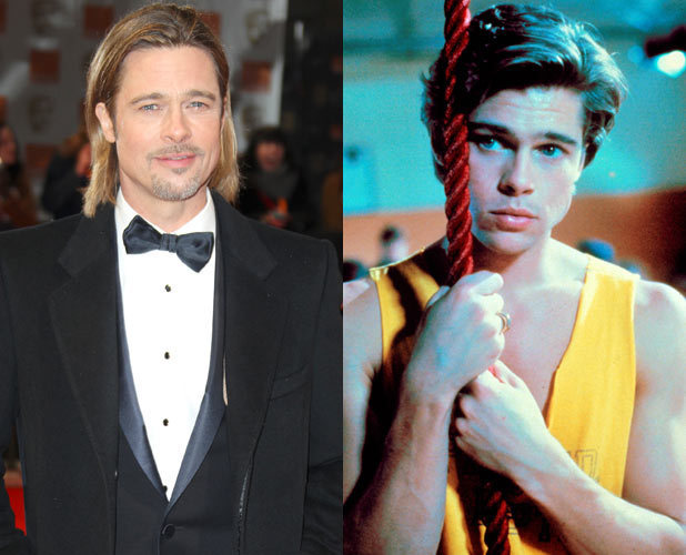 Oscar nominees before they were famous