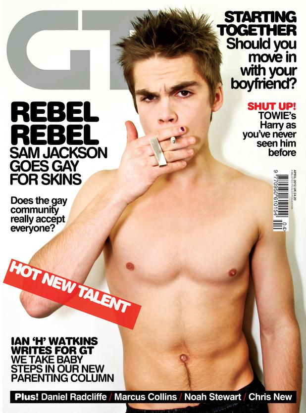 GT Cover: Sam Jackson