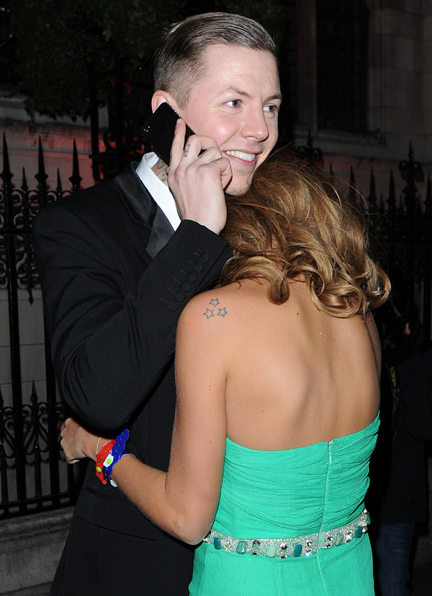 Brit Award after party pictures