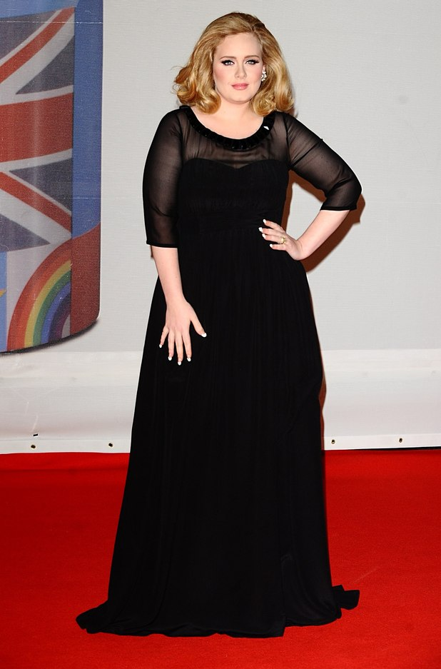 The Brit Awards 2012 - Red Carpet Gallery