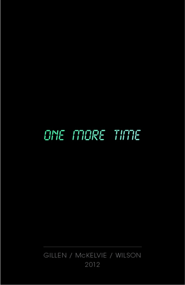 Kieron Gillen, Jamie McKelvie, Matt Wilson: &#39;One More Time&#39; teaser