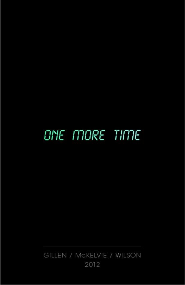 Kieron Gillen, Jamie McKelvie, Matt Wilson: 'One More Time' teaser
