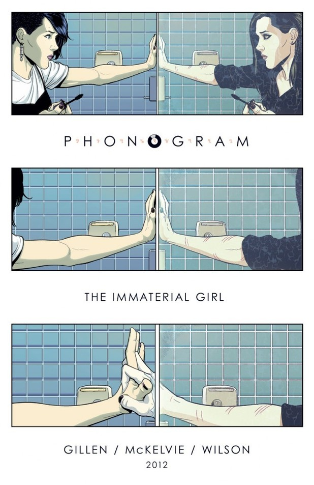 Phonogram The Immaterial Girl