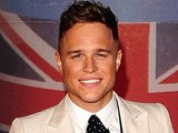 Olly Murs arriving for the 2012 Brit Awards at The O2 Arena, London