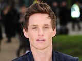 Eddie Redmayne - London Fashion Week - Autumn/Winter 2012 - Burberry Prorsum show