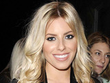 Mollie King - London Fashion Week Autumn/Winter 2012 - Fashion East Show