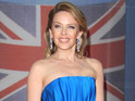 Kylie Minogue decides to give her fans personalised tickets to her latest tour.