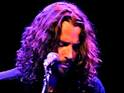 Chris Cornell pays tribute to the late Whitney Houston at a California concert.